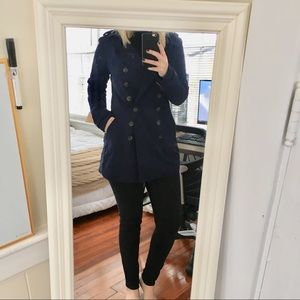 Forever21 button up coat